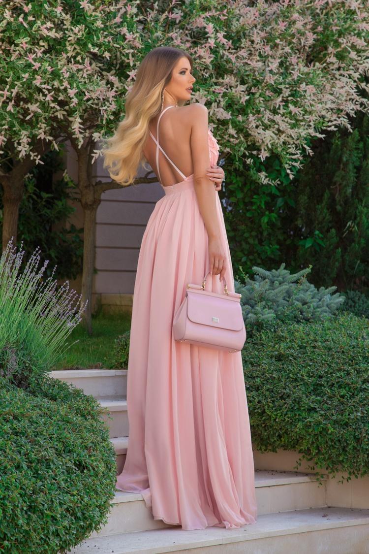 Rocabella memory plunge рокля