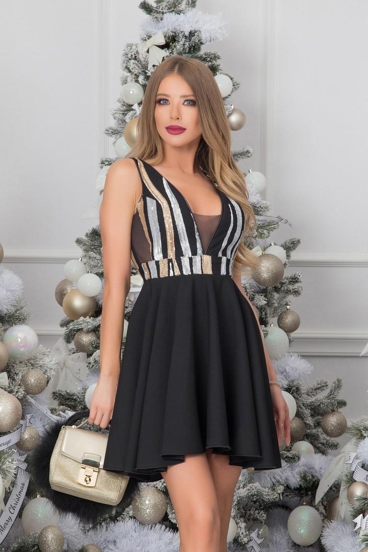 My dress talks for me рокля