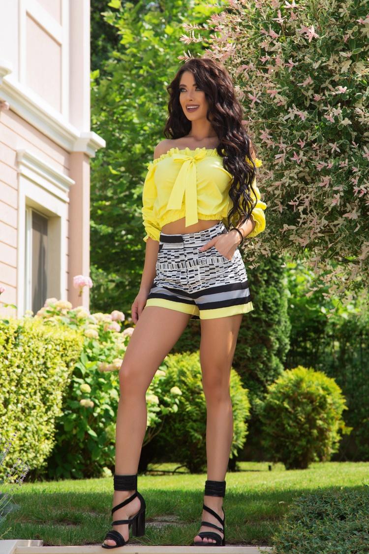 Fun sun sexy къс панталон