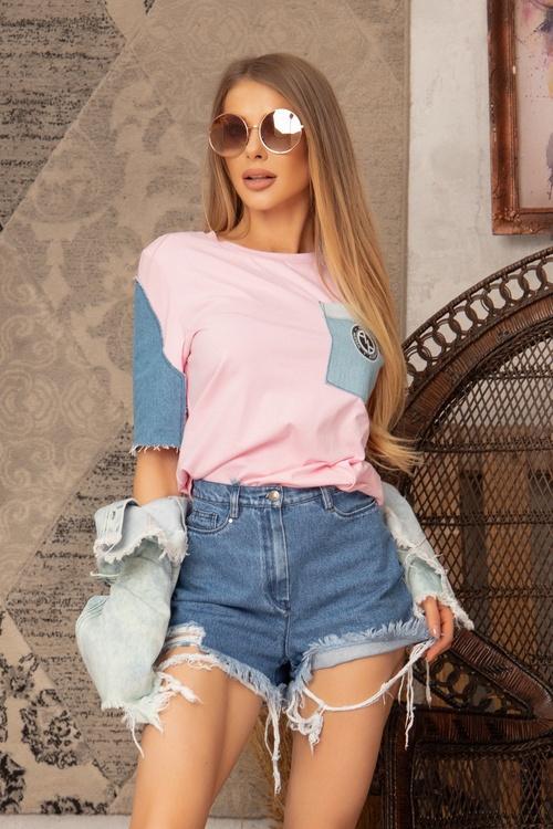F*#k being Average T-Shirt - Pink