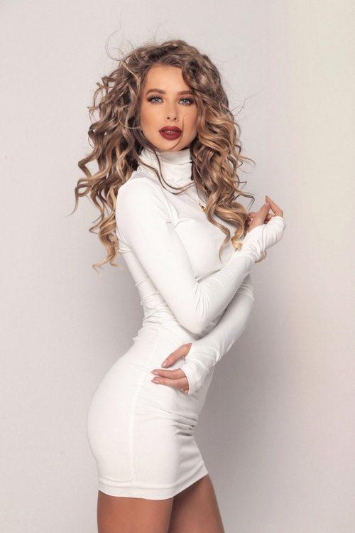 Goddess of style bodycon рокля