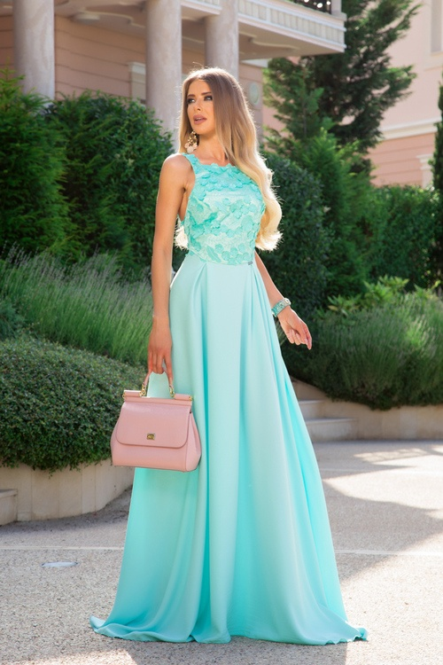 Your Aphrodite maxi рокля