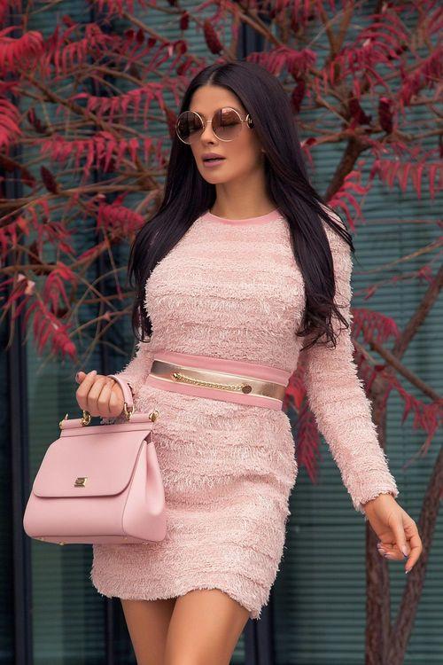 Ohh My Gosh рокля от плетиво