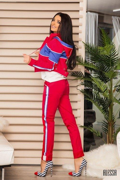 Get sporty пролетен панталон - малина