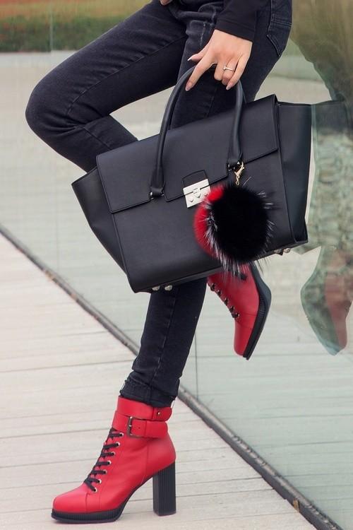 Noely bag - черен