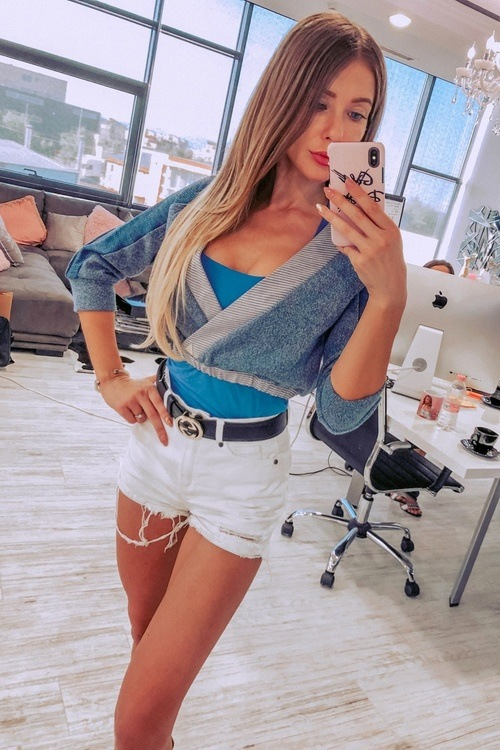 Girl power блузка