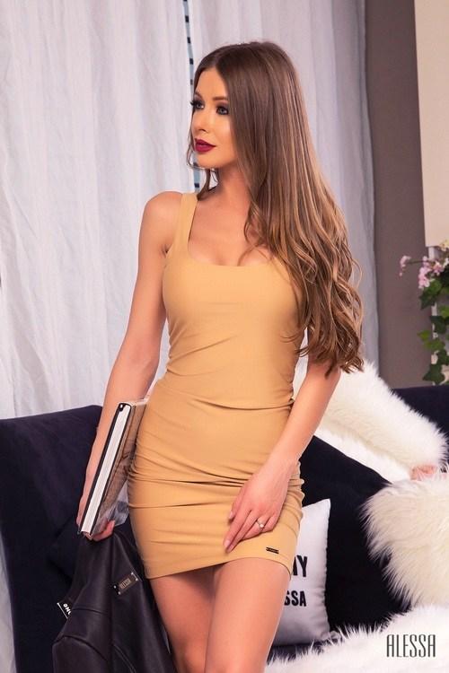 10 kinds of sexy nude рокля