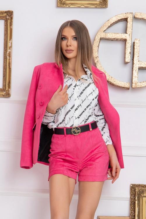 Barbie life doll Къс Панталон - Pink