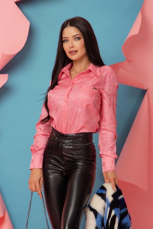 Logo addict Риза - Candy Pink