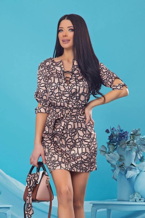 Alessa luxury рокля - риза