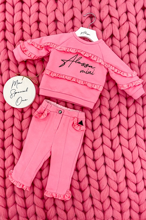 Test my patience панталон Alessa mini - pink