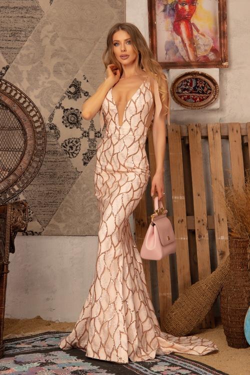 Shooting Star премиерна рокля
