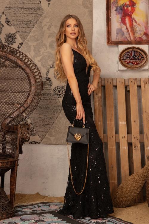 Hollywood Tonight премиерна рокля