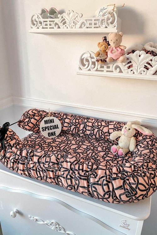 ALESSA Бебешко гнездо - Alessa Luxury