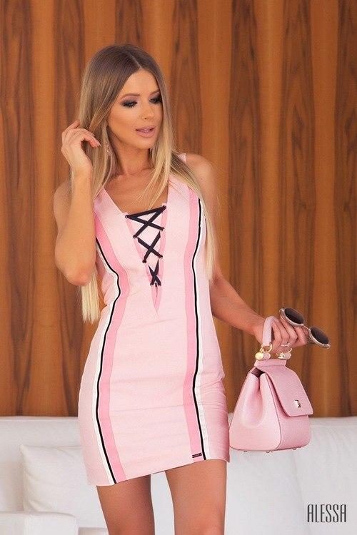 Summer sexappeal барби рокля