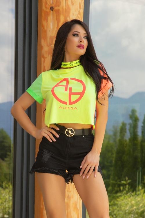 City lights t-shirt - 4 цвята