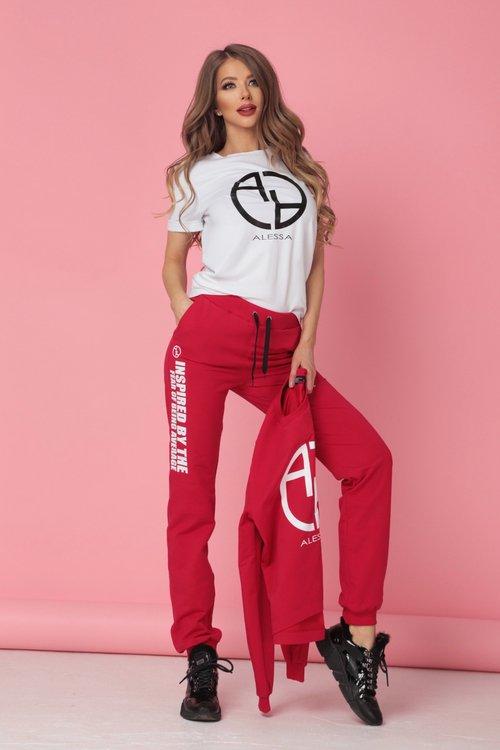 Keep your focus панталон - малина