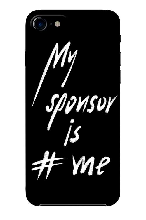My Sponsor is me кейс
