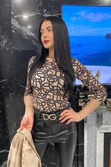 Alessa Everyday Блуза С 3/4 Ръкав - Luxury - Изображение 1