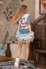 F*#k being Average T-Shirt - Pink - Изображение 4