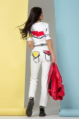 Undefeated in fashion дълъг панталон