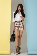 Sunny days каре къс панталон