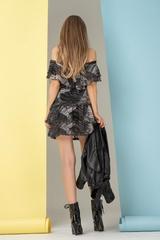 Love potion ruffles рокля