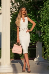Clothes, bags, real estate bodycon рокля