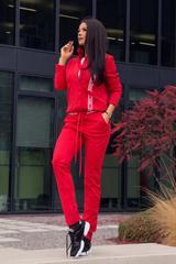 Inspired by the Fear of Average спортен панталон - червено - Изображение 1