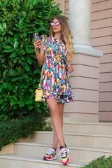 Insta sensation ruffles рокля - Изображение 5