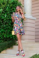 Insta sensation ruffles рокля - Изображение 6