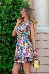 Insta sensation ruffles рокля - Изображение 2