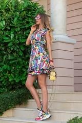 Insta sensation ruffles рокля - Изображение 7