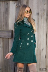 Catwalk кашмирено палто