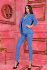Barbie life doll дълъг панталон - Син - Изображение 10