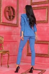 Barbie life doll дълъг панталон - Син - Изображение 11