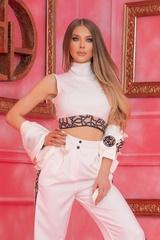 Chic and hot Luxury Кроп-Топ - Изображение 4