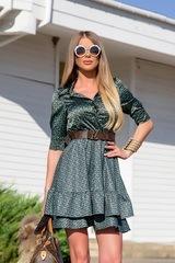 On the spotlight ruffles рокля - Изображение 10