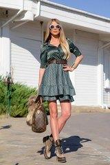 On the spotlight ruffles рокля - Изображение 8
