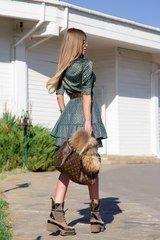 On the spotlight ruffles рокля - Изображение 9