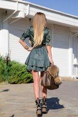 On the spotlight ruffles рокля - Изображение 7