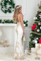 Abrielle разкошна maxi рокля - Изображение 2