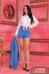 Barbie life doll Къс Панталон - Син - Изображение 5