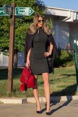 Business lady офис рокля
