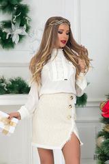 Best-dressed girl блузка шампанско
