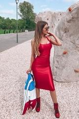 Code red bodycon рокля