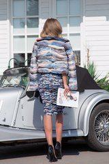 When you need it топло палтенце от еко косъм - Изображение 4