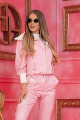 Position To Win Спортен Панталон - light pink - Изображение 7