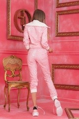 Position To Win Спортно Горнище - light pink