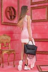 Position To Win Bodycon Рокля - light pink